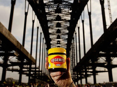 Some believe it is un-Australian to not like, eat or enjoy Vegemite.  LOL ive tried it - its disgusting . My sister chelsea went to australia and brought some back.