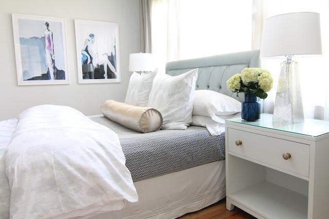 bryn alexandra: Light & Airy Bedroom