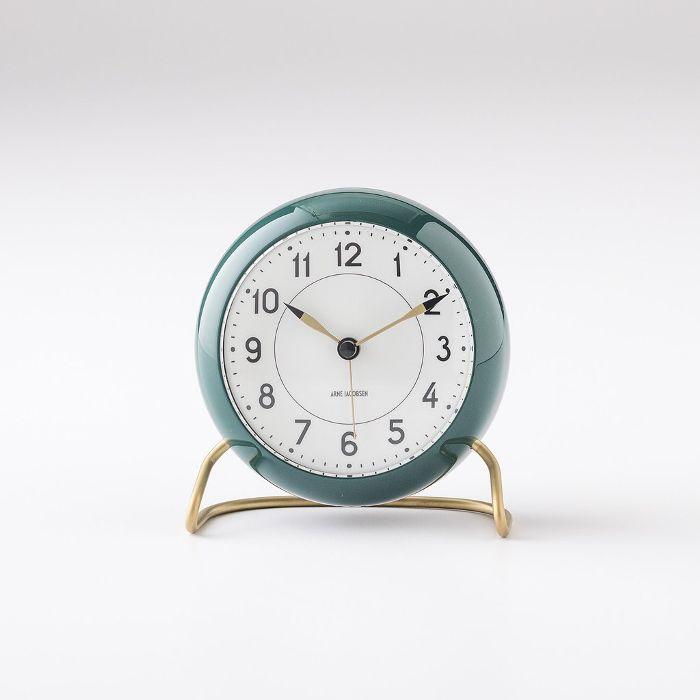 Arne Jacobsen Alarm Clock Currently Coveting Analog Alarm