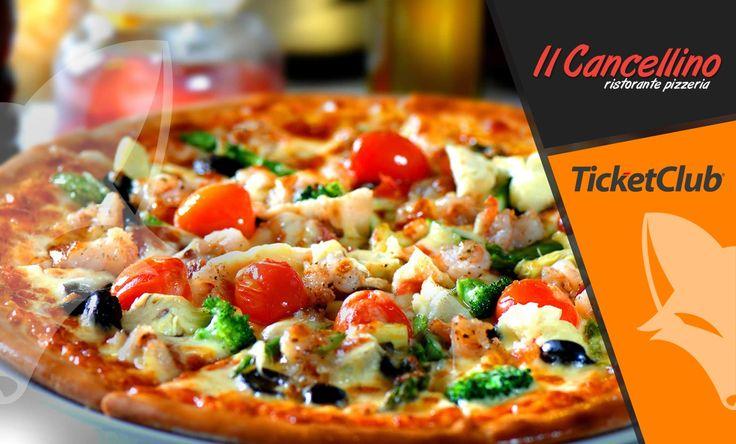 Menù Pizza x2 a 10€ Il Cancellino - Mugnano di Napoli