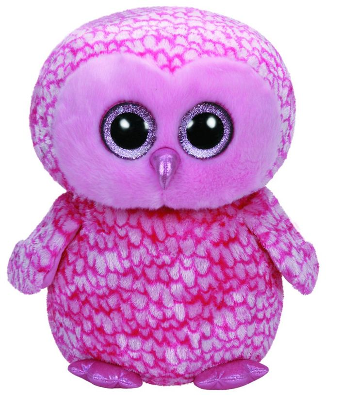 giant pinky beanie boo - Google Search