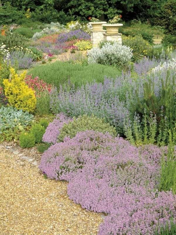346 besten Ideen rund ums Haus Bilder auf Pinterest Garten - garten mit grasern und kies
