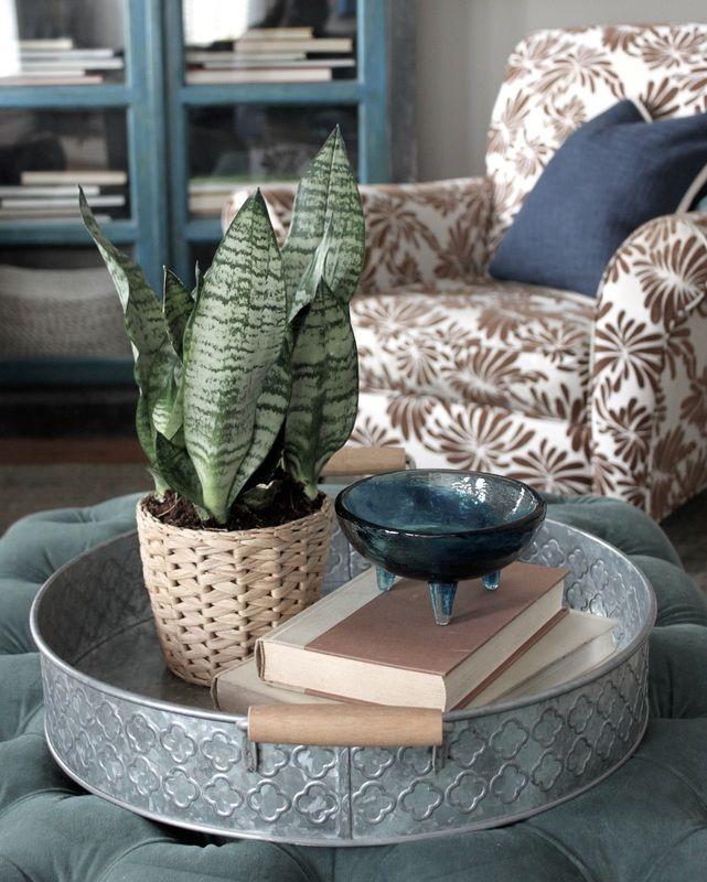 Coffee Table Tray Ideas: Best 25+ Round Tray Ideas On Pinterest