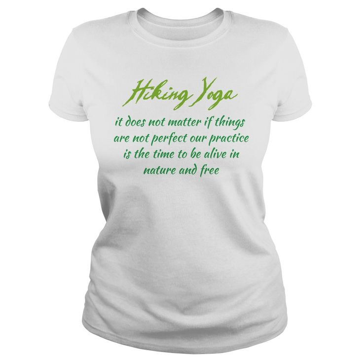 Hiking Yoga. Funny, Clever Workout, Gym, Fitness, Quotes, Sayings, T-Shirts, Hoodies, Tees, Clothes, Gym Tank Tops, Coffee Cup Mugs, Gifts.