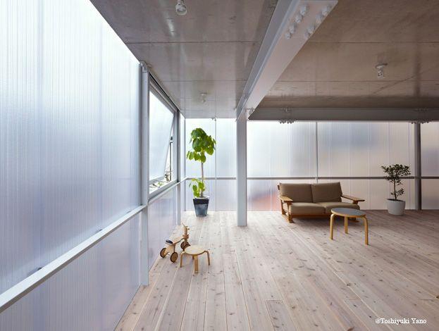 広島・東京 建築設計事務所 SUPPOSE DESIGN OFFICE Co.,Ltd −Works− 藤垂園の家