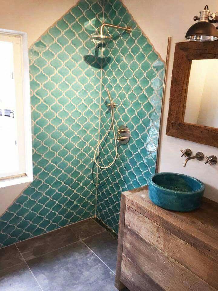 43 beste afbeeldingen van badkamer - Badkamer, Badkamers en Tegel
