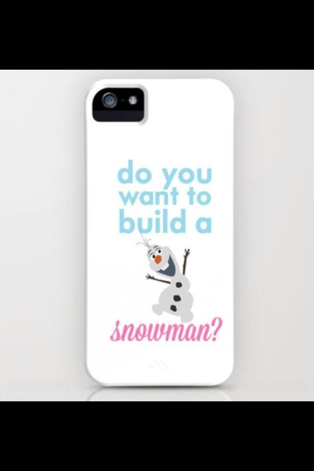 Awesome phone case!!! #Frozen