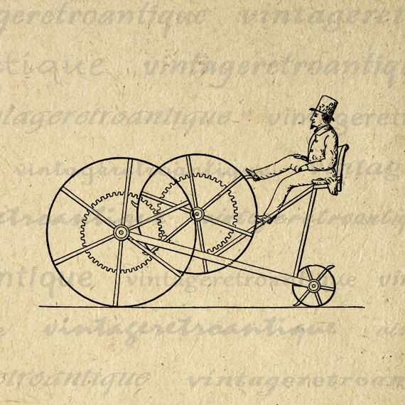 High resolution digital antique treadmill machine graphic from retro artwork for iron on transfers, making prints, tote bags, and more. Vector format available. High quality at 8½ x 11 inches large. Need a larger size? This image can be upsized to any nearly size without quality loss. Transparent background version included with every digital image. Stock up and save  Save up to 50% on your order, see below to find out how.