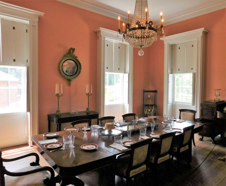 Delicieux Mills House Dining Room    June 2016