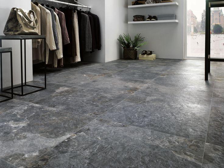 La Fabbrica Ceramiche - NUSLATE Collection - www.lafabbrica.it -  #stone #grey
