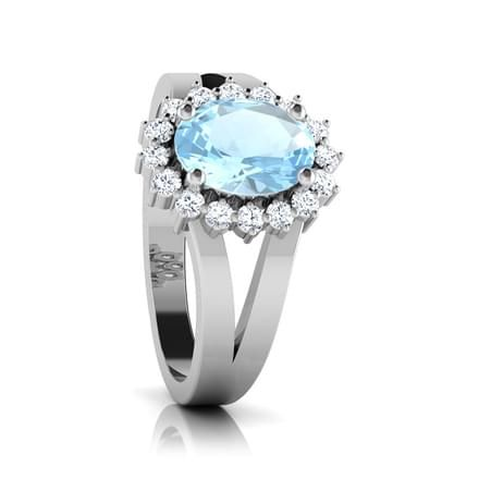 Radiance Topaz Ring Jewellery India Online - CaratLane.com