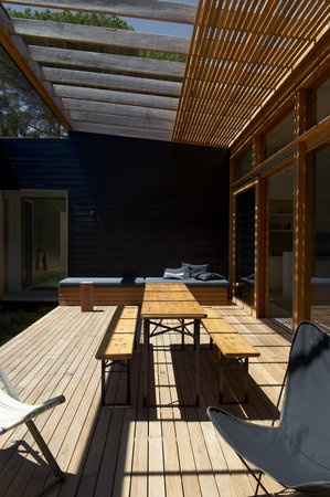 deck treatment for partial shade