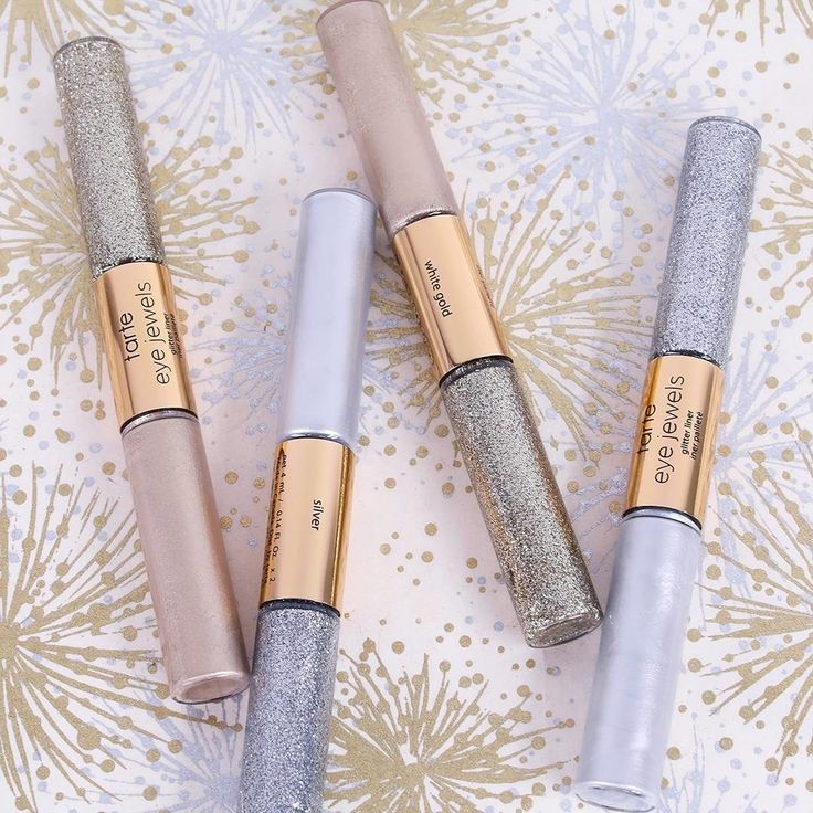 Tarte Made Limited-Edition Glitter Eyeliners and They're Incredible
