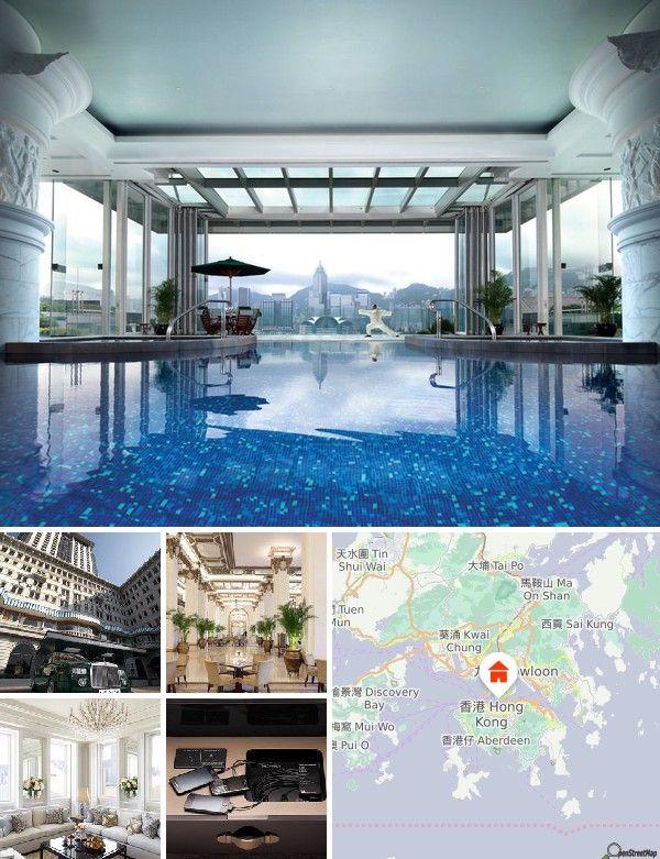 El hotel urbano se encuentra en Kowloon y durante mucho tiempo fue considerado uno de los más bonitos del mundo.