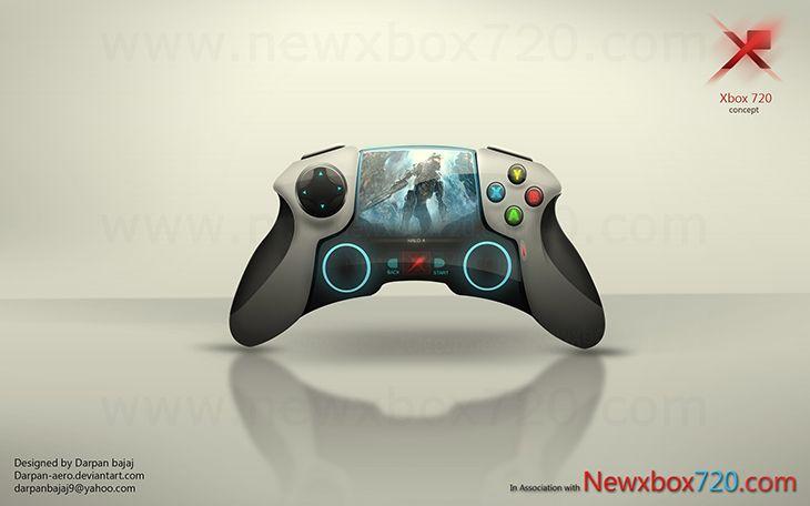 Xbox One Concept Design - Controller