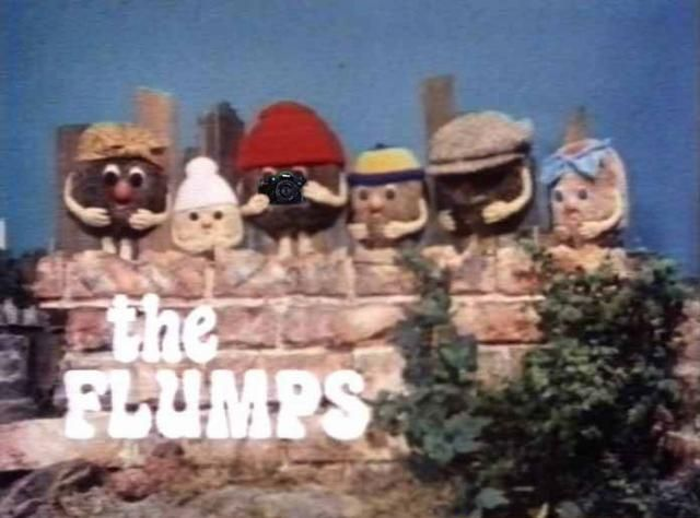 The Flumps - Pootle was my favourite.