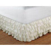 $30.00 - Multi-Ruffle Bed Skirt