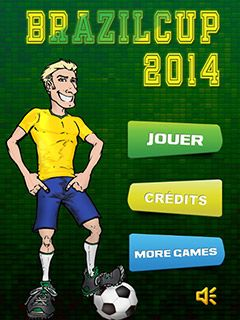 Play Brazil Cup 2014 Online - FunStopGames