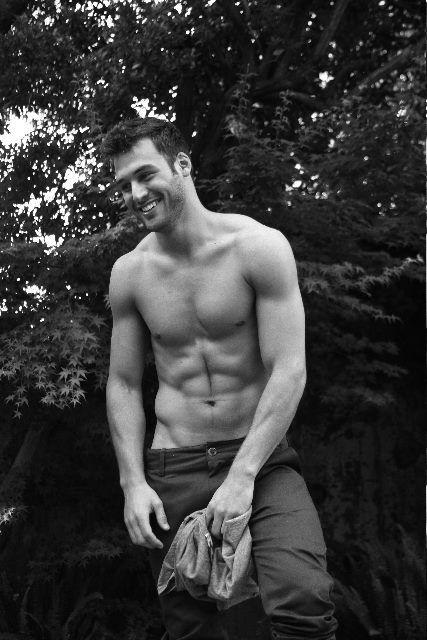 Ryan Guzman..I'm melting