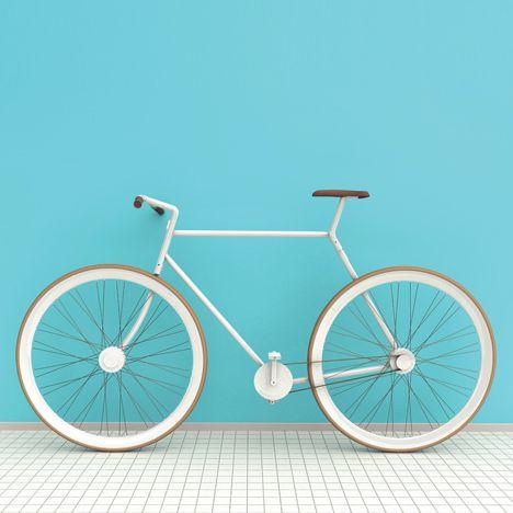 Kit Bike by Lucid Design packs into a bag