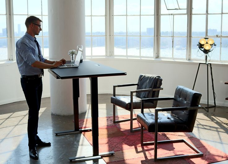 Bdi Usa Standing Desk Check Out Other Office Furniture At Recliners La
