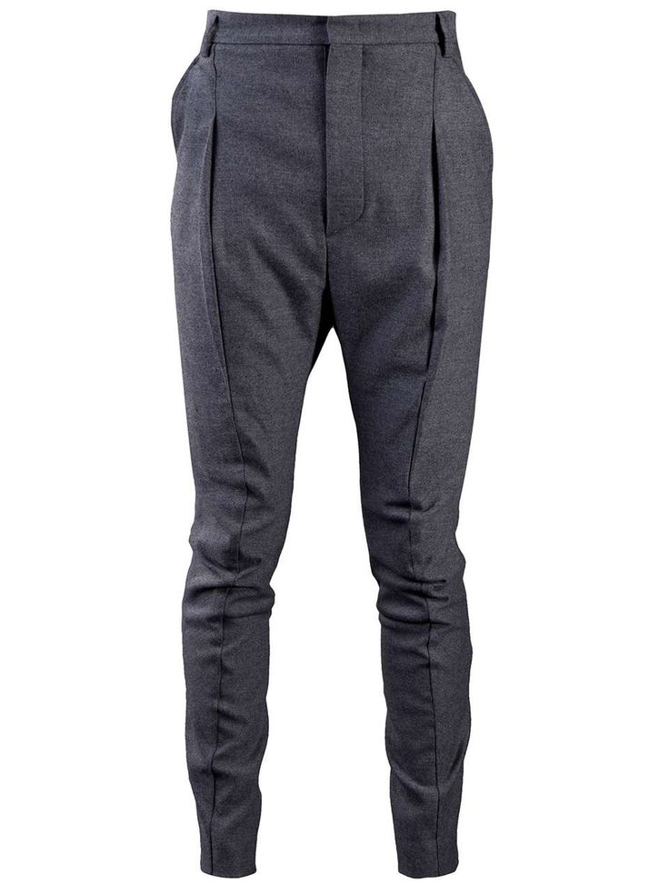 D.Gnak By Kang.D tapered trouser | mens fashion | wantering | mens style | mens pleated trousers