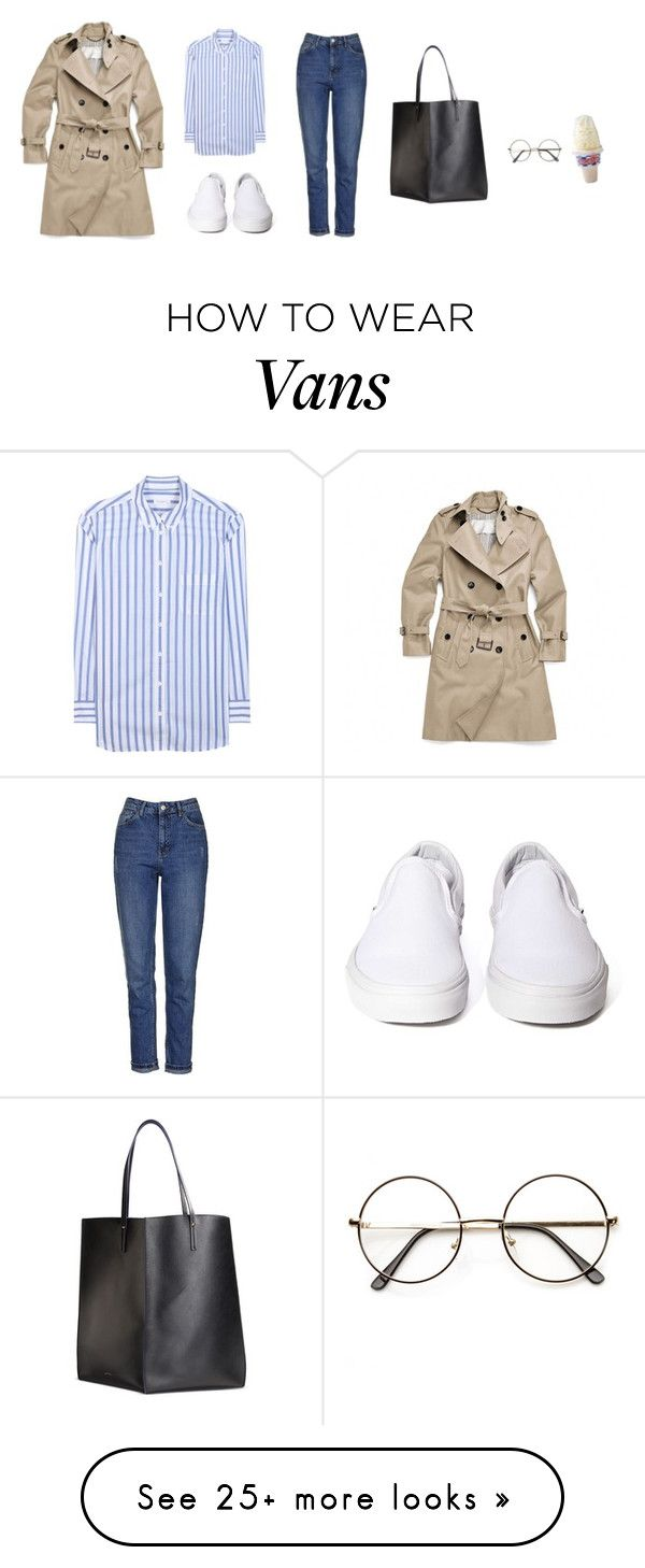 """tc 4"" by memoiree on Polyvore featuring Equipment, Topshop, Coach, Vans and Maiyet"