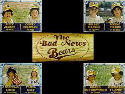 TV THE BAD NEWS BEARS TV SERIES 1979 COMPLETE 26 EPISODES 2 SEASONS COREY FELDMAN RARE!!!
