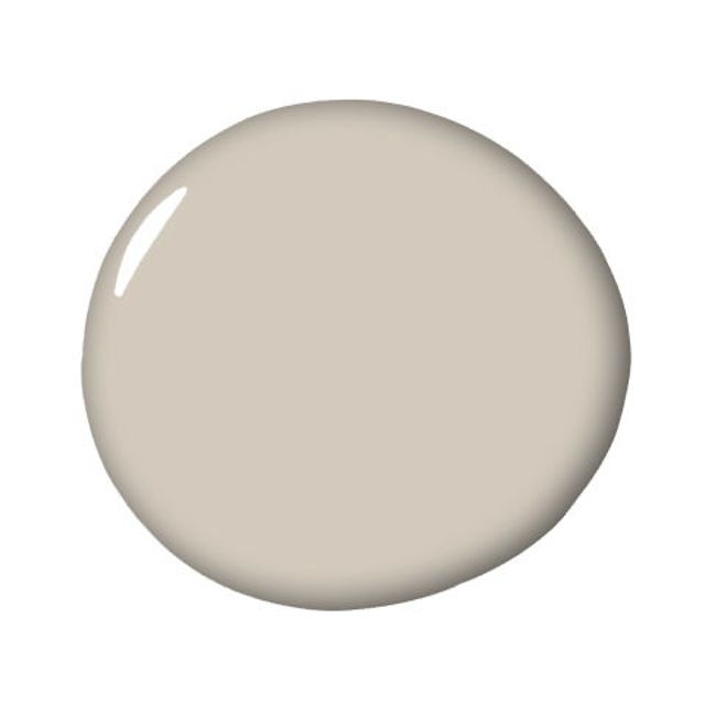 "Elephant's Breath, Farrow & Ball. ""This warm and luxuriant shade is…"