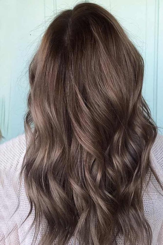 Color Best Hair Brunettes