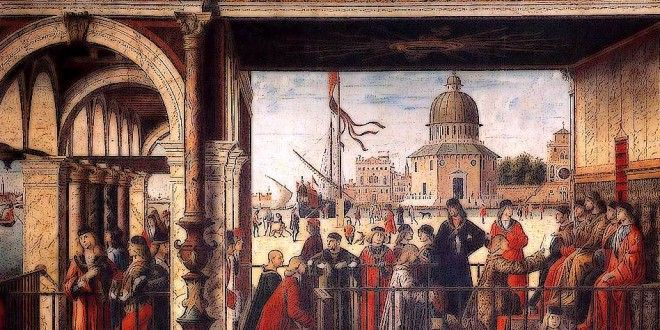VITTORE CARPACCIO: The Italian Renaissance painter who painted for us the life and customs of the Republic of Venice | Meeting Benches