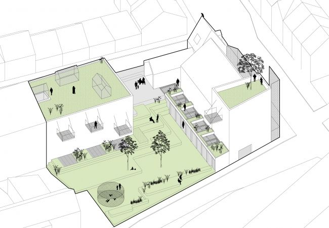 De Sijs - Het begin - Cohousing Projects