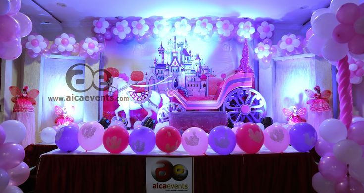Birthday party stage decoration google search 1st for 1st birthday stage decoration hyderabad