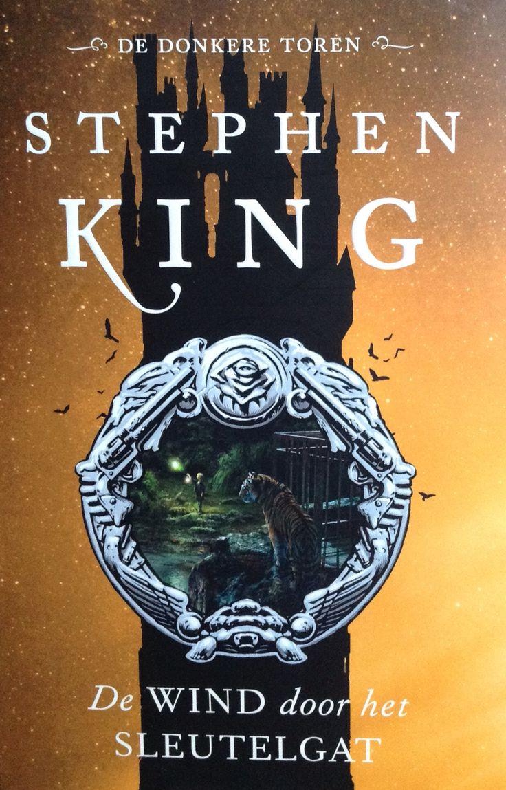 Stephen King: de donkere toren 8, de wind door het sleutelgat