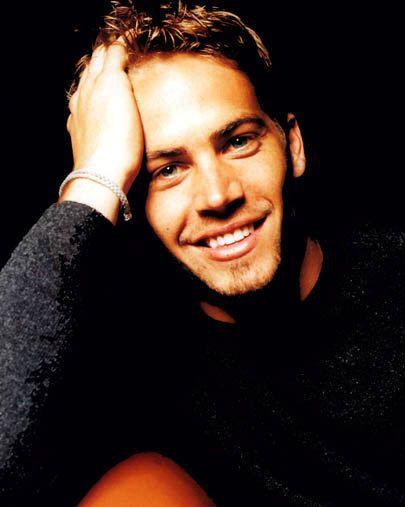 paul walker. Love his smile. Love him!  Miss him