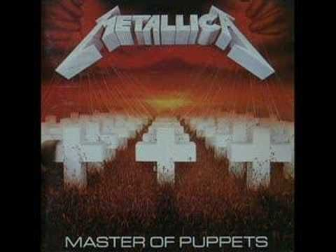 Permanent Records Metallica mastered its craft on Master Of Puppets