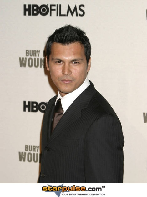 Pictures of Famous Native American Male Actors - #rock-cafe
