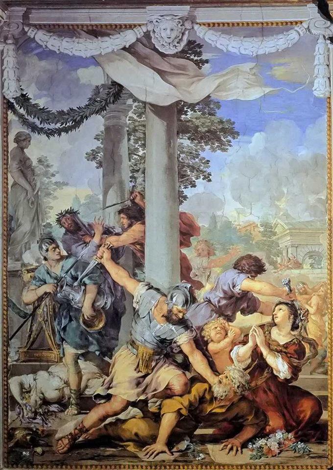Pietro da Cortona ~ The Iron Age
