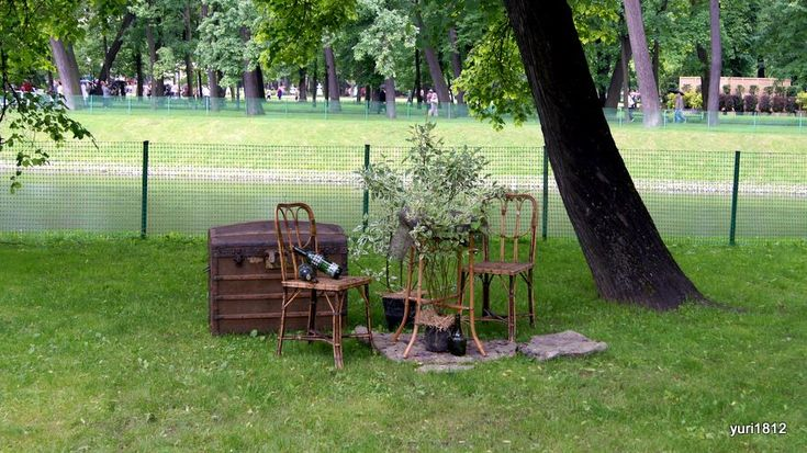 """Французский сад на берегах Невы"" ~ Photoblog yuri1812"