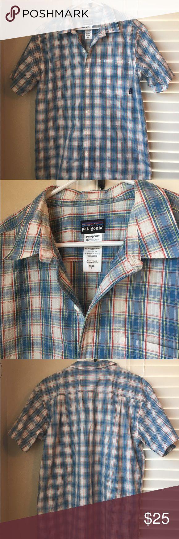 EUC, Men's Patagonia Shirt, Large EUC, Men's Patagonia Shirt, Large. From a smoke free home. Patagonia Shirts Casual Button Down Shirts