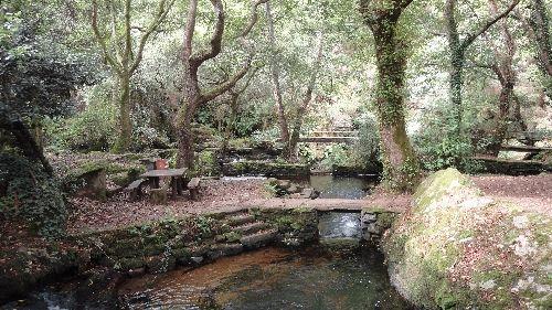 Refugio de Verdes en Coristanco, La Coruña.