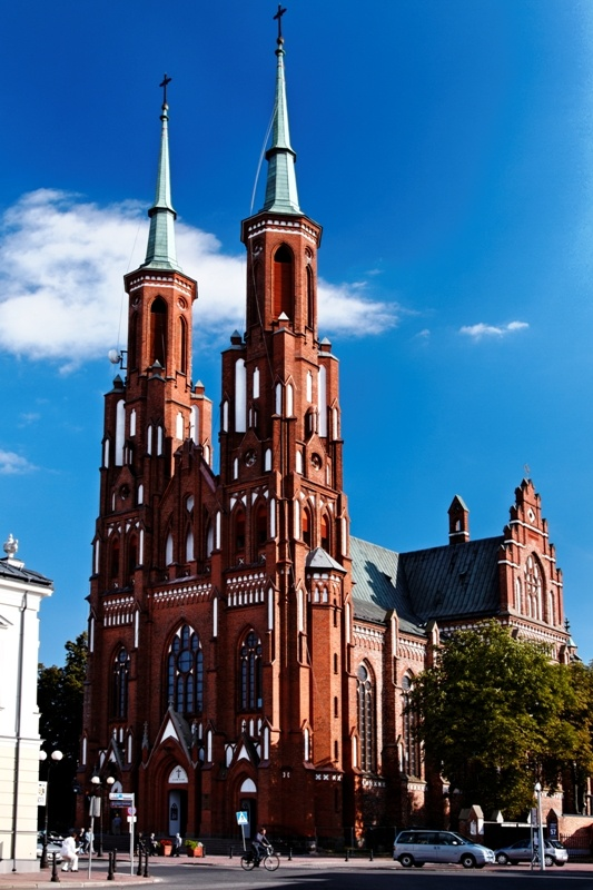 Blessed Virgin Mary Cathedral, Siedlce, Poland