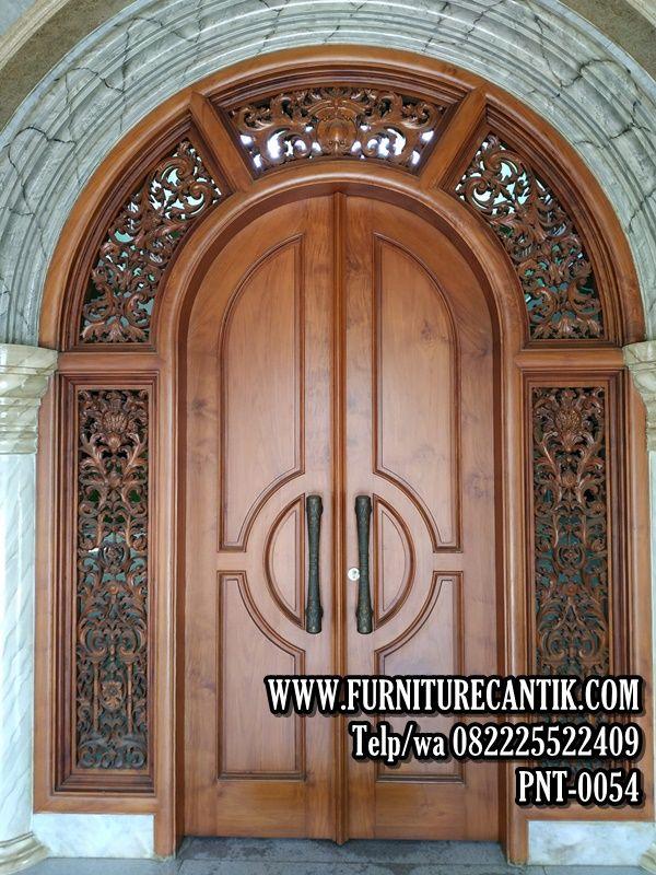 Model Pintu Utama Rumah Mewah 2018 - Content