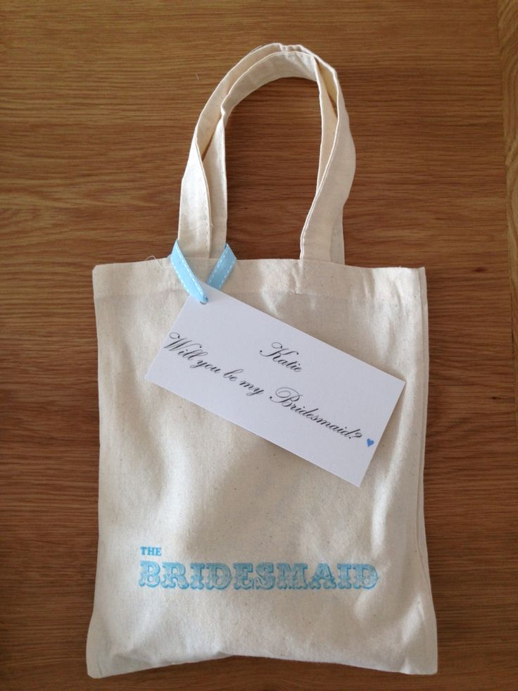 Bridesmaid Gift Bag. I gave this to Katie as a token when I asked her to be bridesmaid. I had put a friendship plaque inside it and a pastel blue nail polish as that is one of the five pastel colours I had assigned my bridesmaids!! Each will wear a different colour! There were also some love heart sweets too ☺️