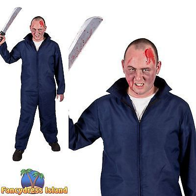 "#Boiler suit michael myers halloween male chest 34""-48"" mens fancy #dress #costum,  View more on the LINK: 	http://www.zeppy.io/product/gb/2/281678450157/"