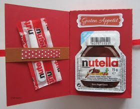 Diamantin´s Hobbywelt: nutella - Box