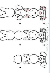 dessiner un lapin                                                                                                                                                                                 Plus