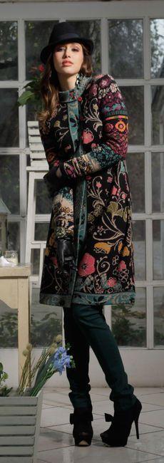IVKO's Fall Winter 2012 collection on www.ivko.com
