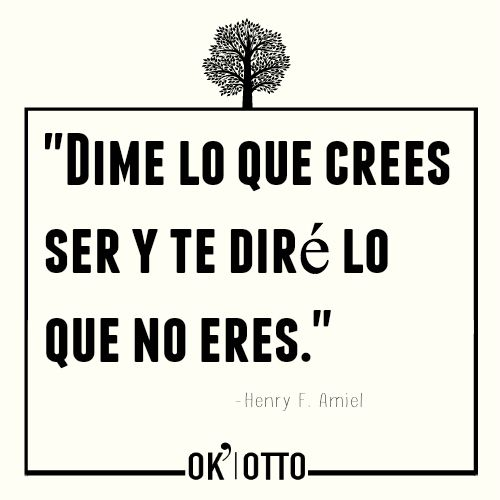 Dime Lo Que Crees... www.ok-otto.com   #marketingonline #inboundmarketing #frases #socialmedia  #seo