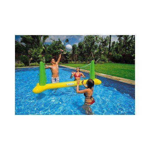 34 best pool toys and fun images on pinterest pool toys - Swimming pool basketball hoop costco ...